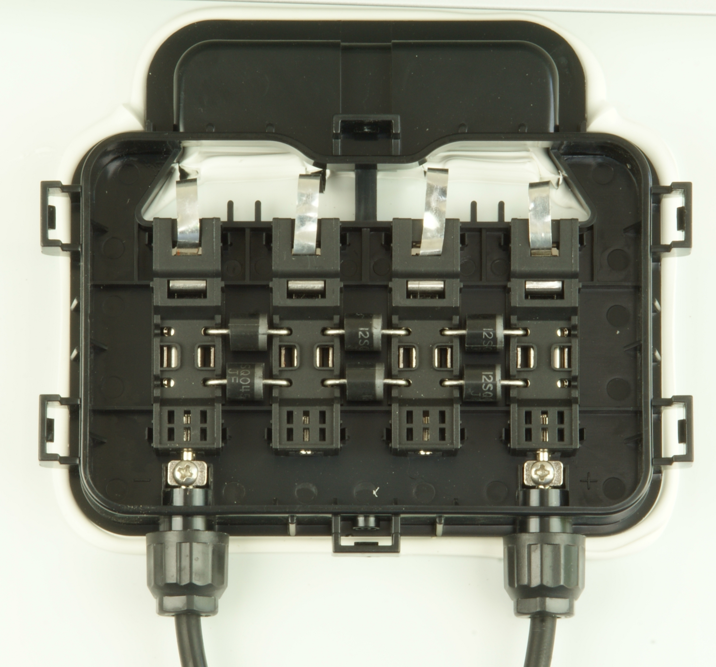 how to add a junction box