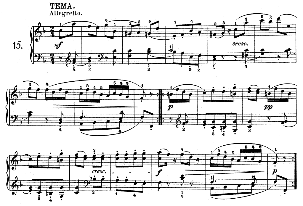 a discussion of the second movement of the mozart k310 piano sonata A discussion of the second movement of the mozart k310 piano sonata pages 3 words 2,425 view full essay mozart, 2nd movement k310 piano sonata, k310 piano sonata.