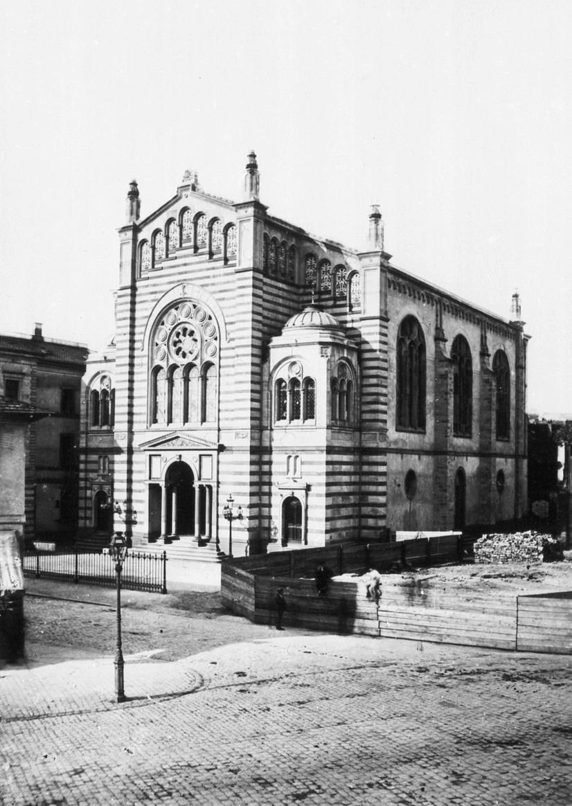 Synagoge Karlsruhe