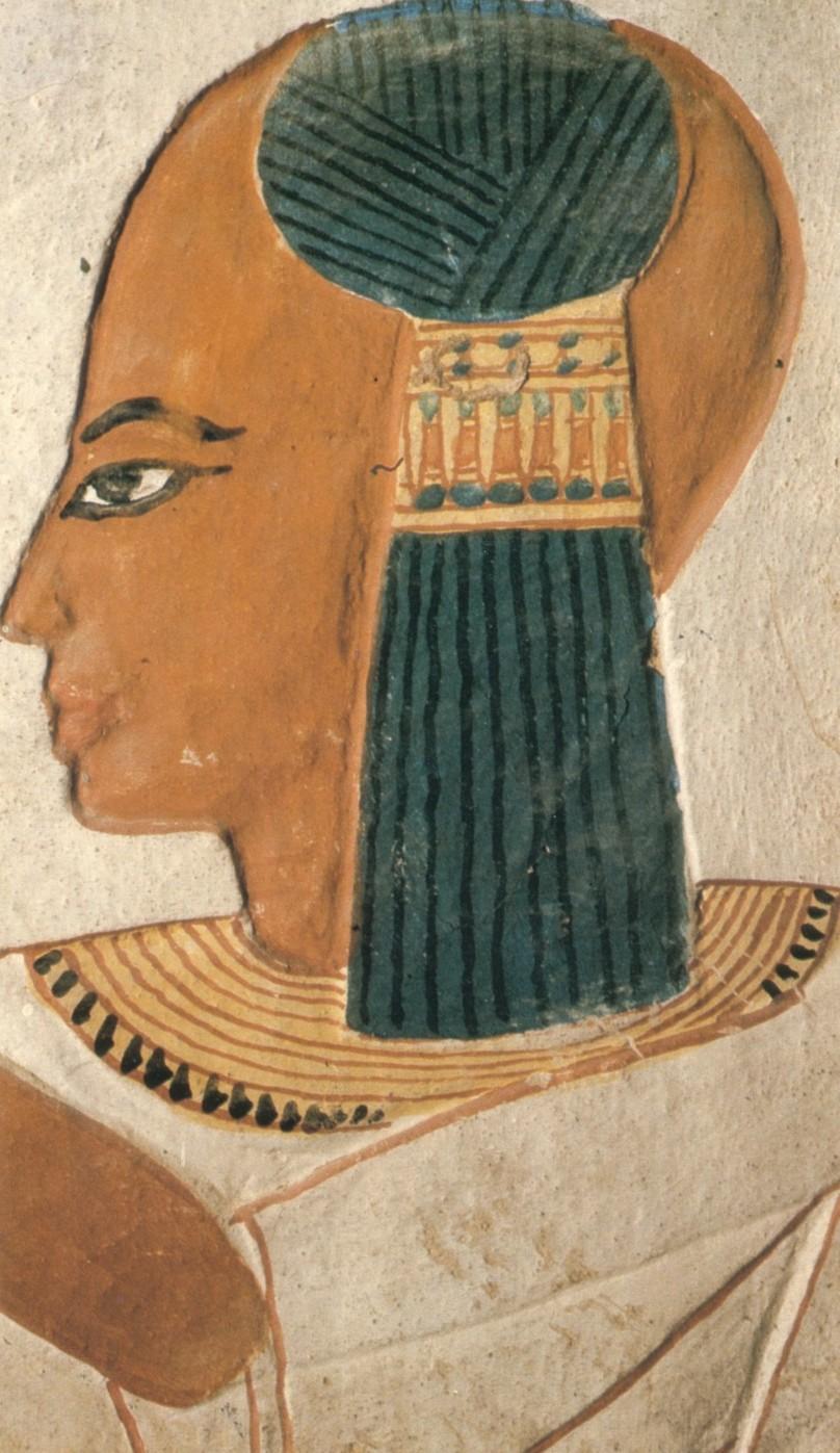 История причёсок древнего египта