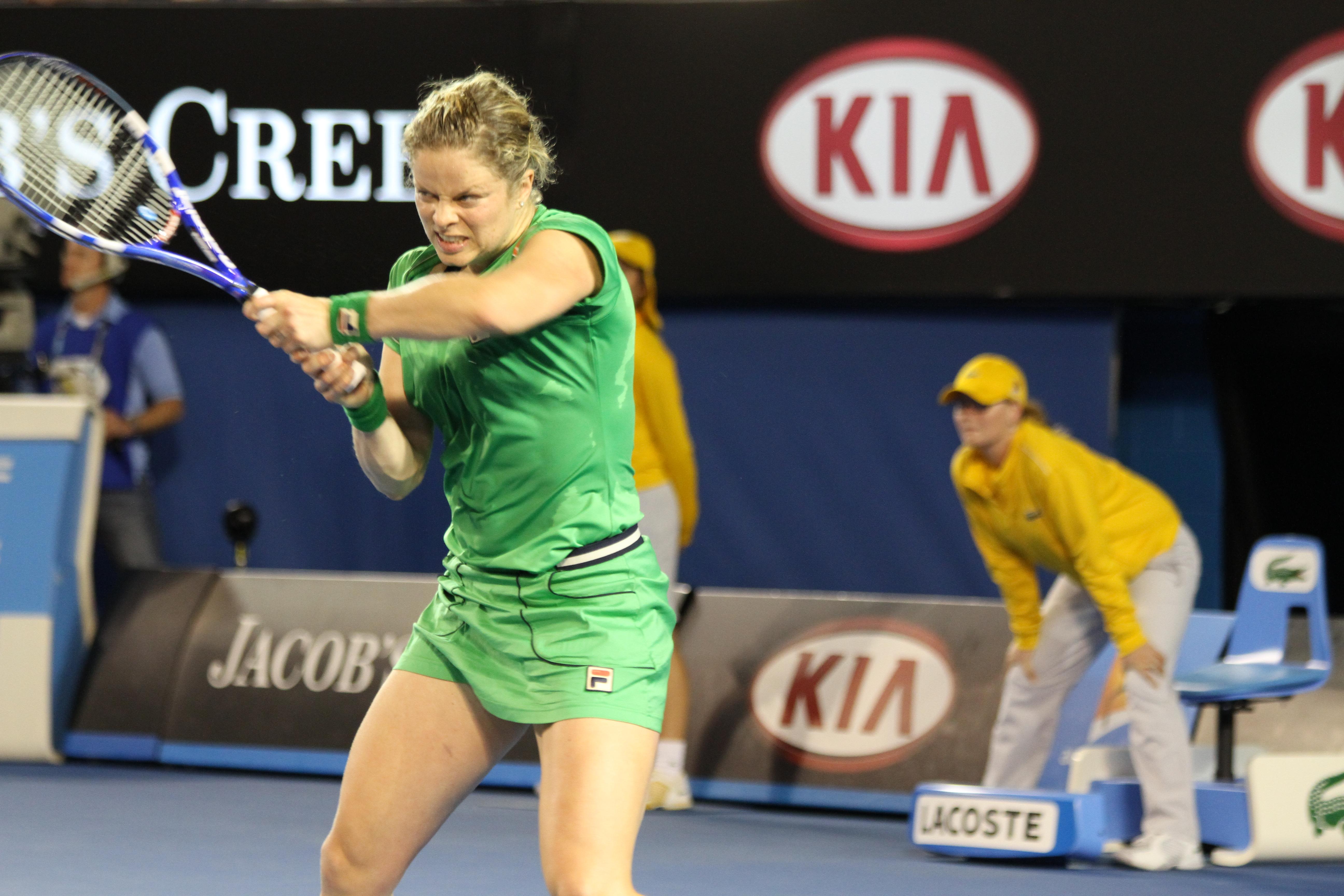 File Kim Clijsters at the 2011 Australian Open2 Wikimedia