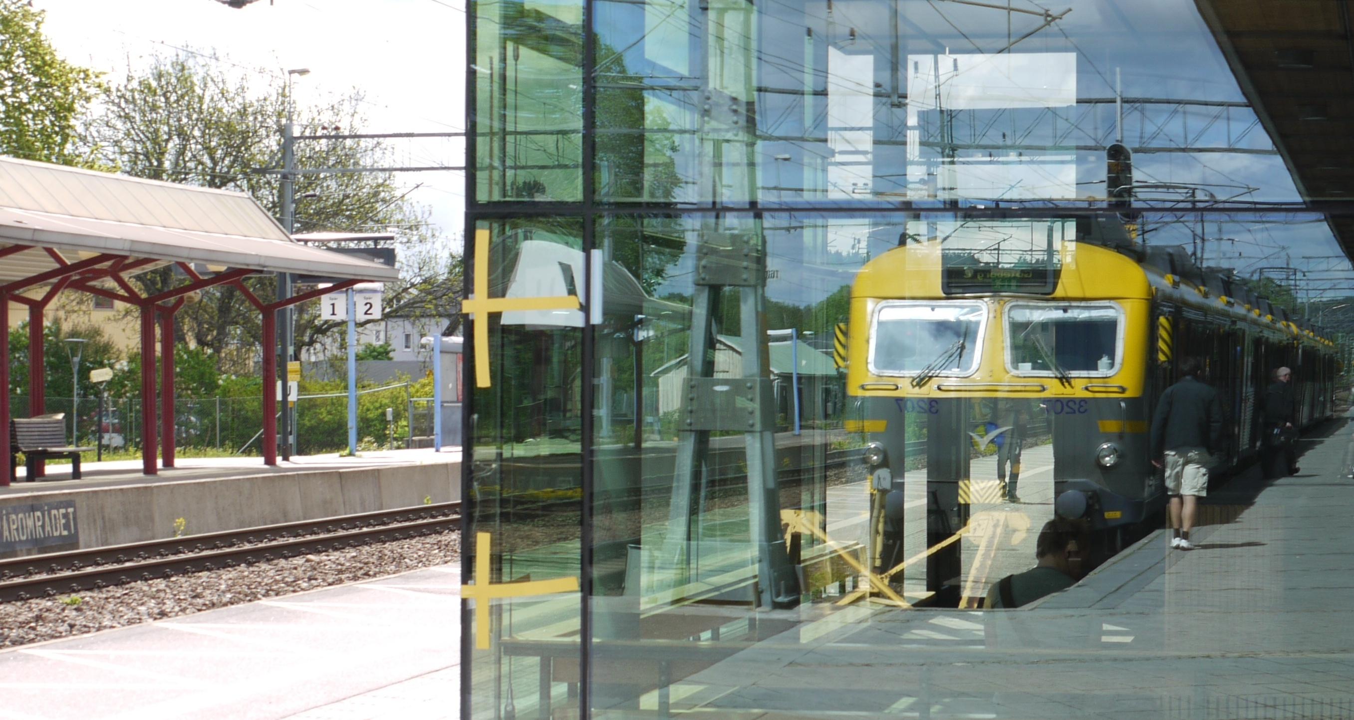 kungsbacka station