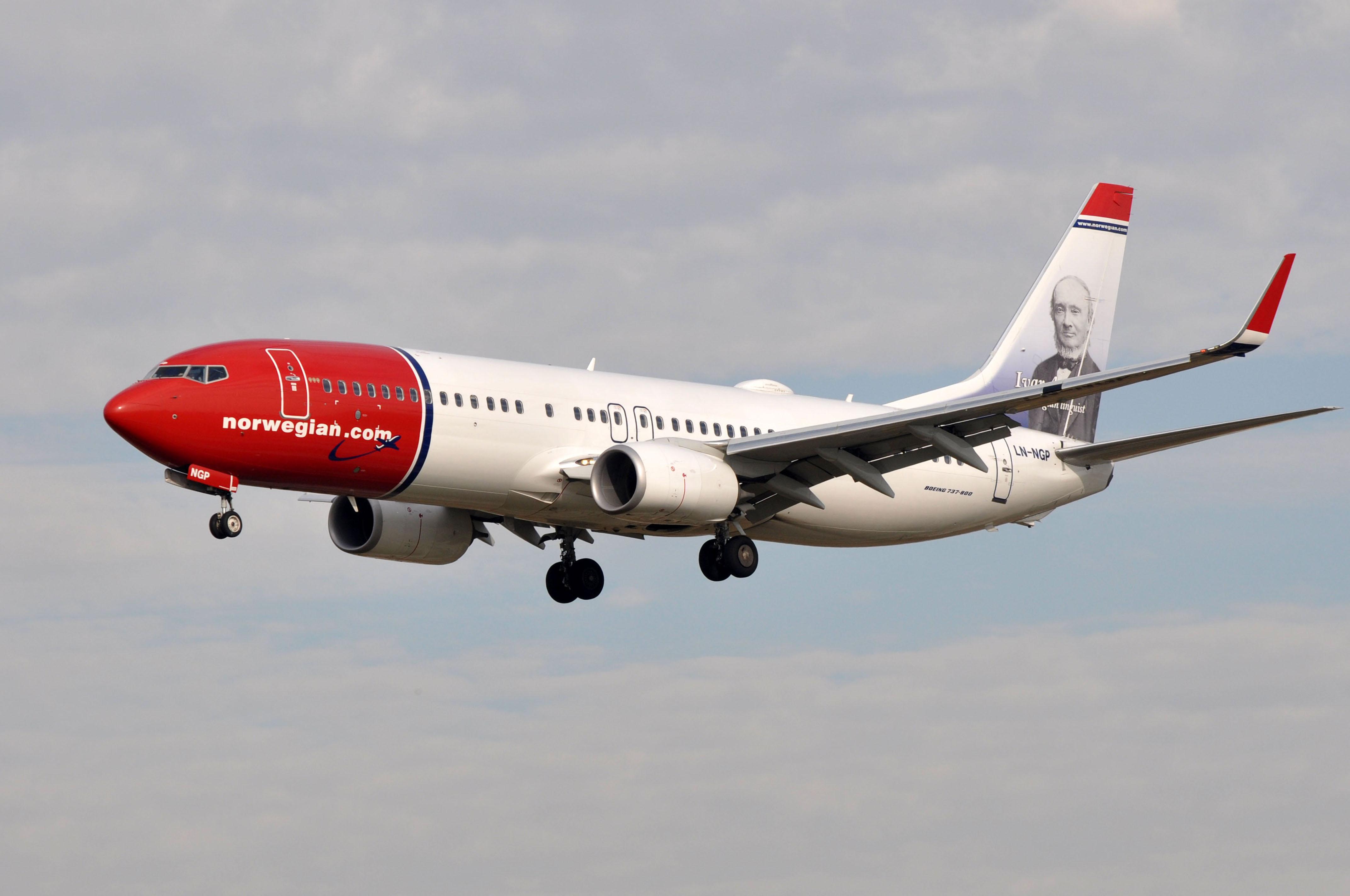 Norwegian Shuttle