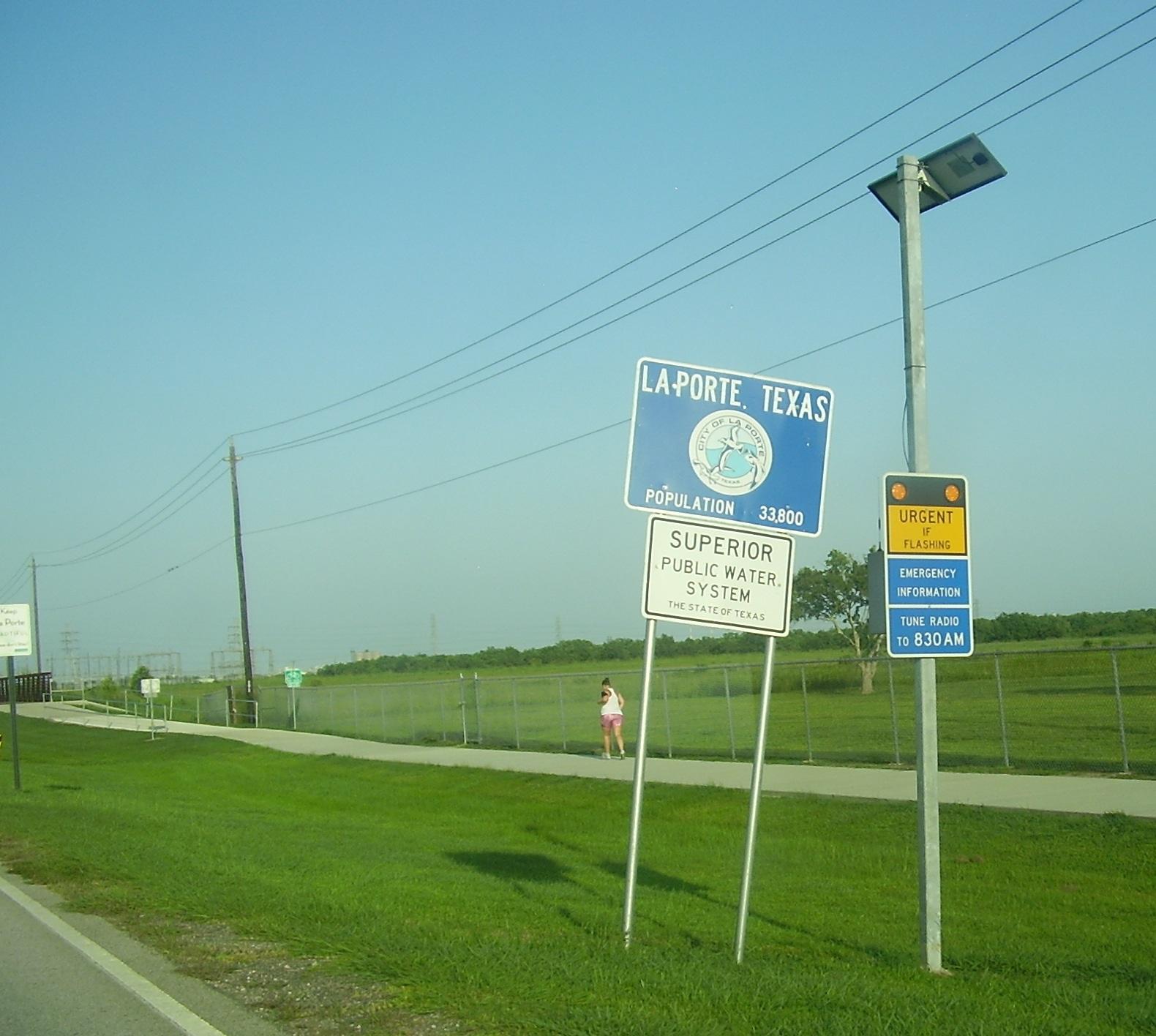 La porte texas wikipedia for What county is la porte tx in