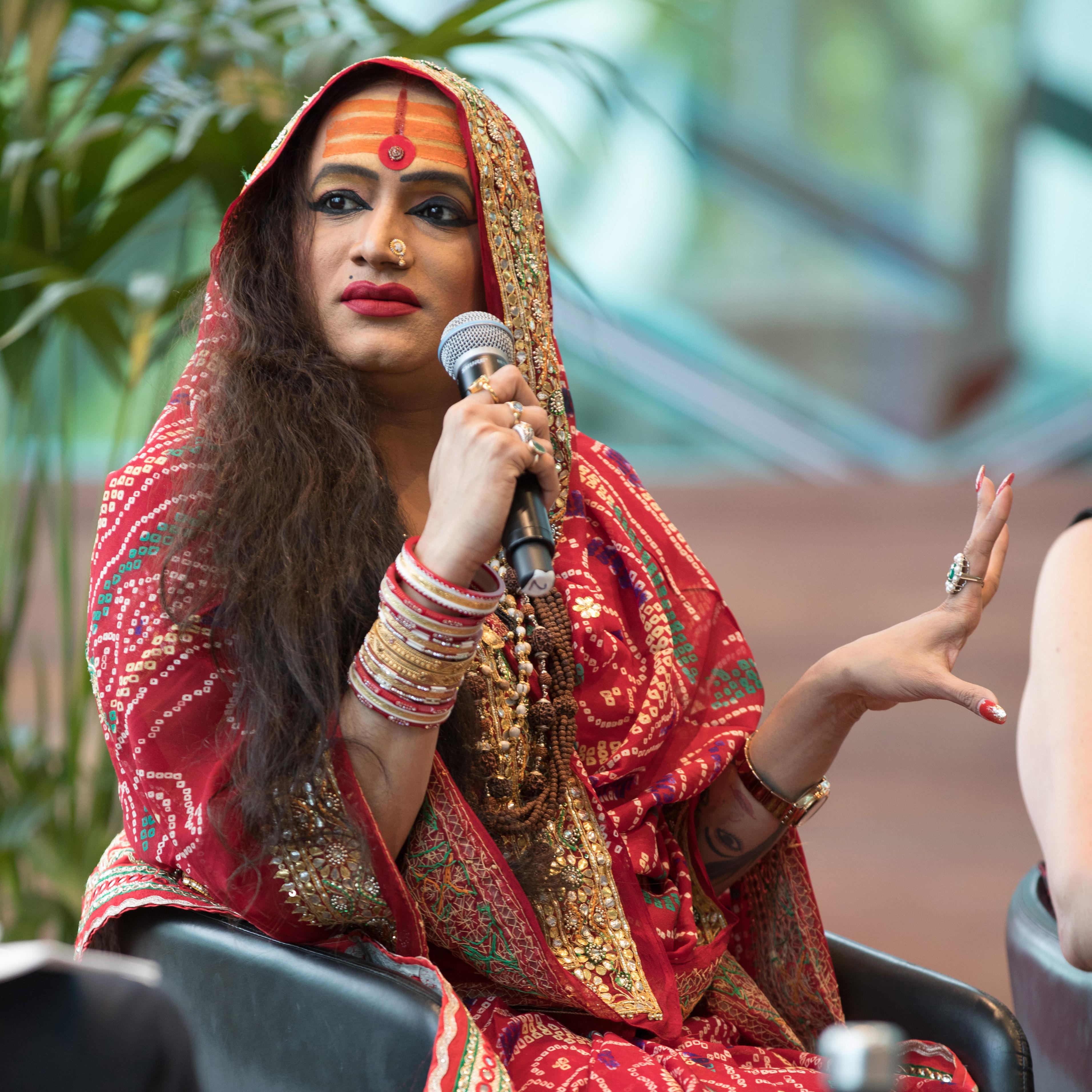 Filelaxmi Narayan Tripathi At Jlf Melbourne Presented By -9034