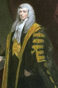 The Lord Chancellor wore black and gold robes ...