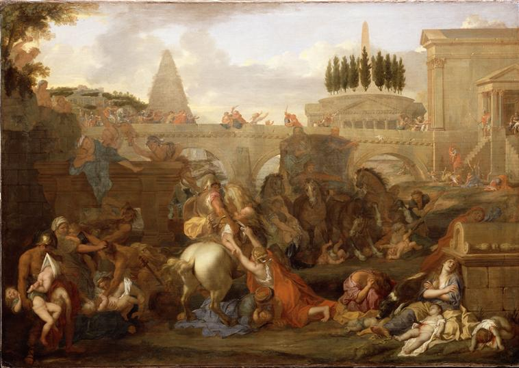 File Le Brun Le Massacre Des Innocents Jpg Wikimedia Commons