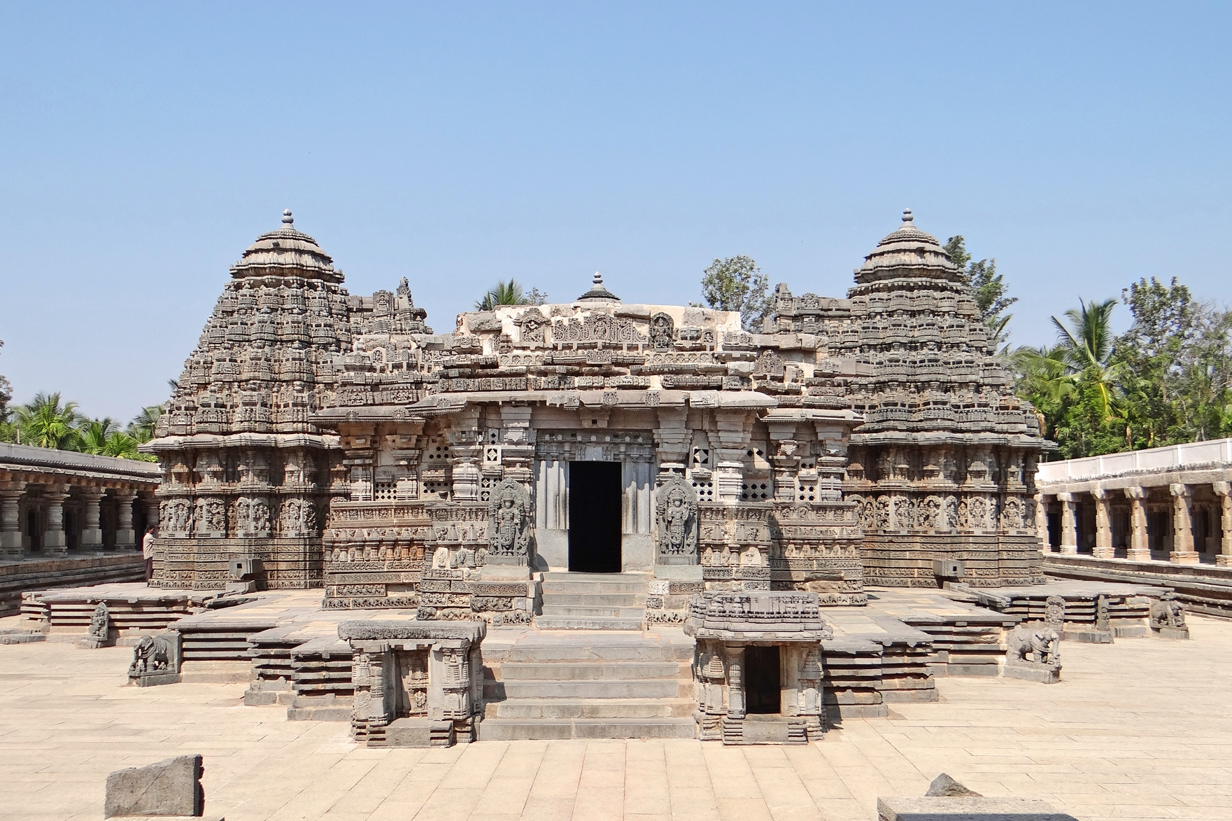 Chennakesava Temple in Horsley Hills