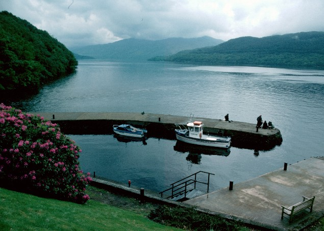 Loch Lomond - geograph.org.uk - 308874