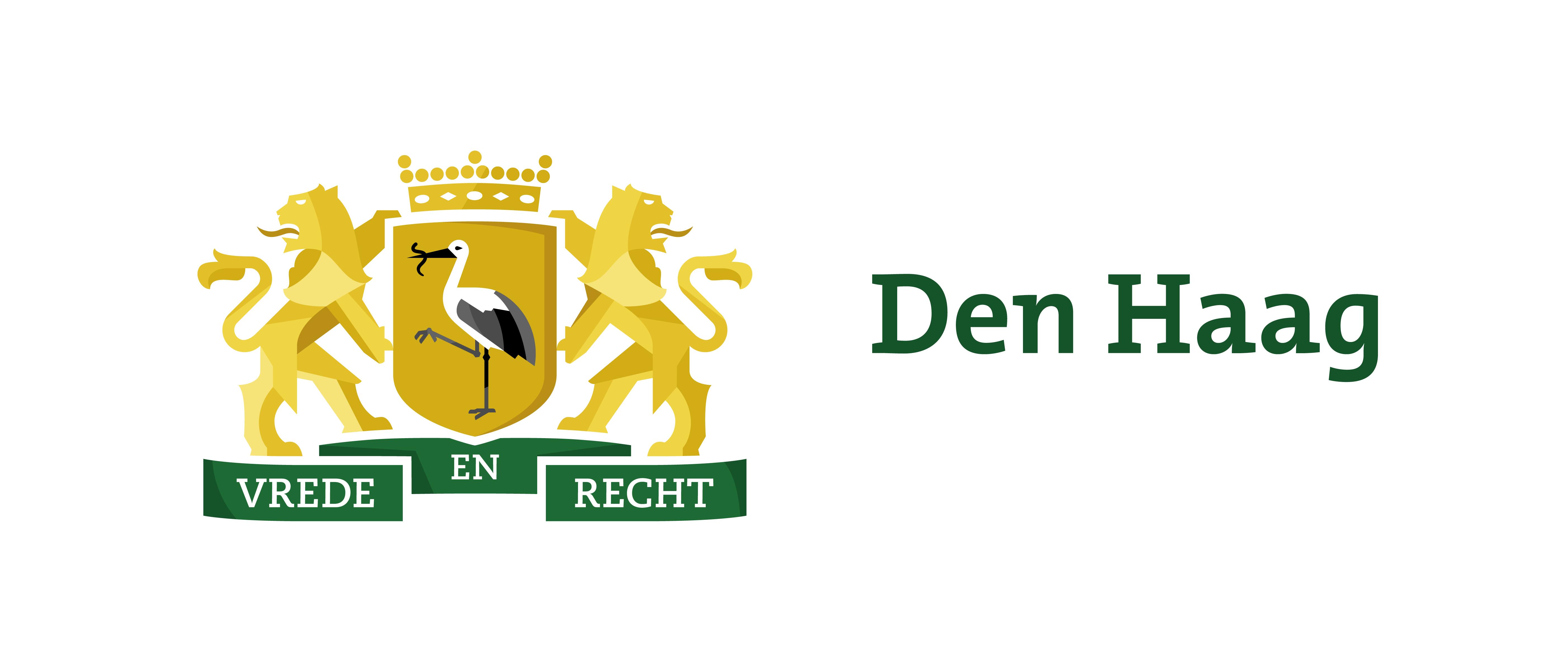 Afbeeldingsresultaat voor logo gemeente den haag
