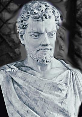 Portrait of Lucretius