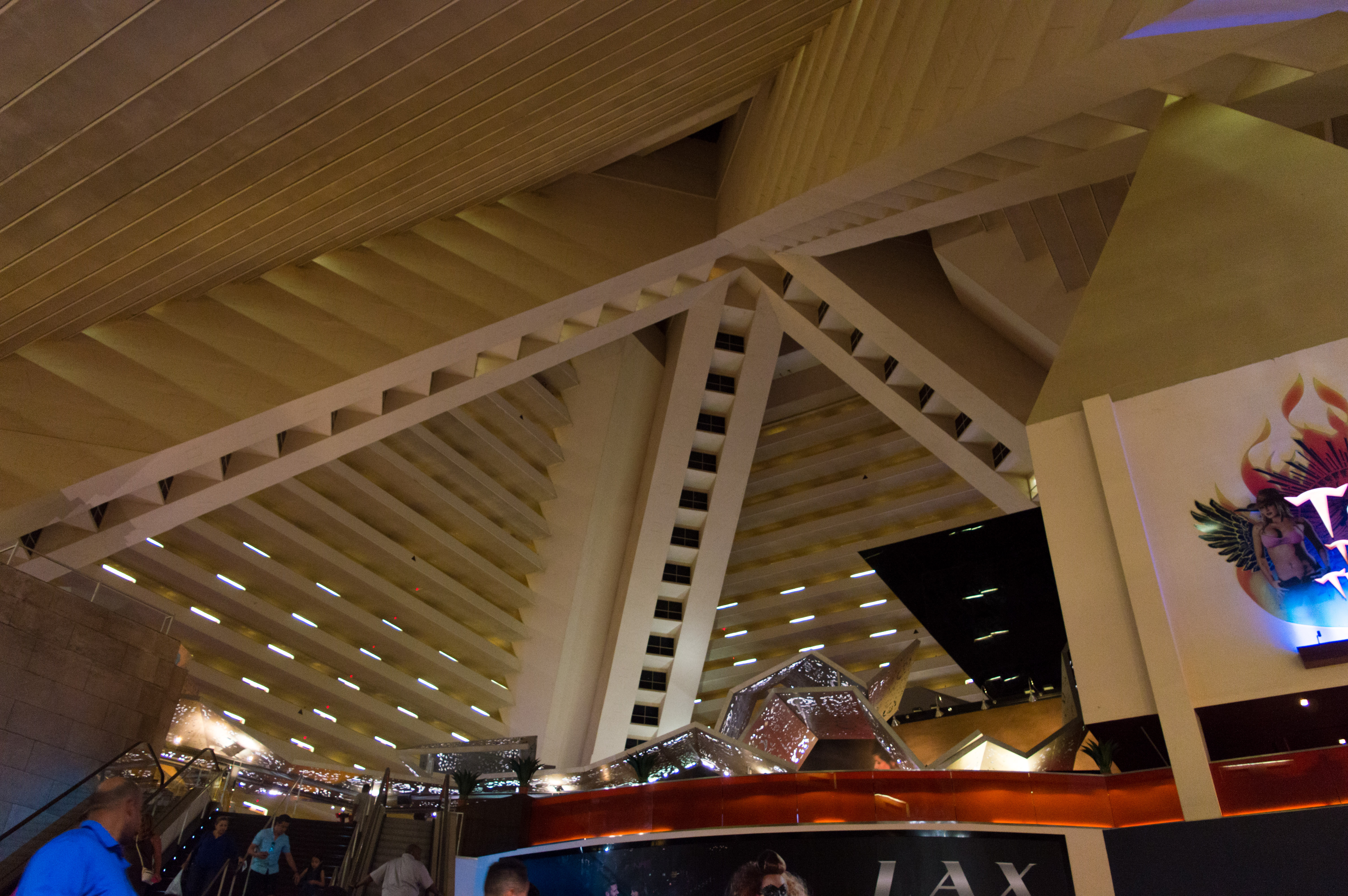Luxor Hotel And Casino Las Vegas