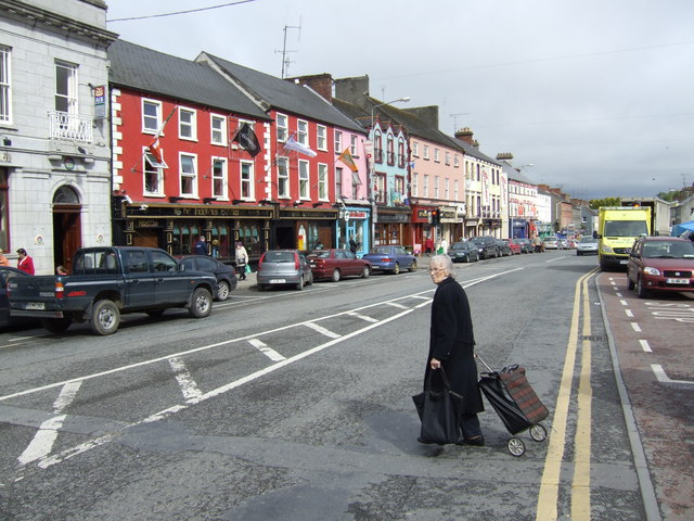 Carrickmacross - Wikipedia