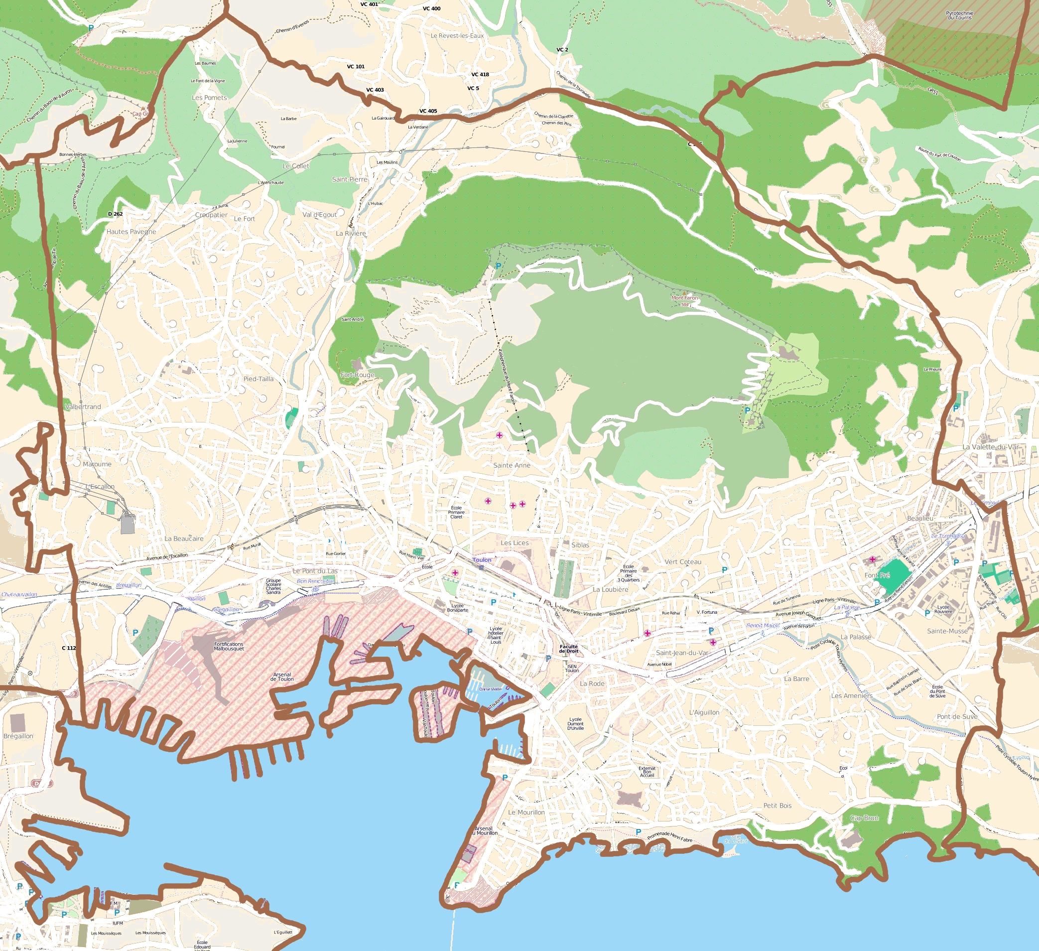 File:Map Toulon.jpg - Wikimedia Commons