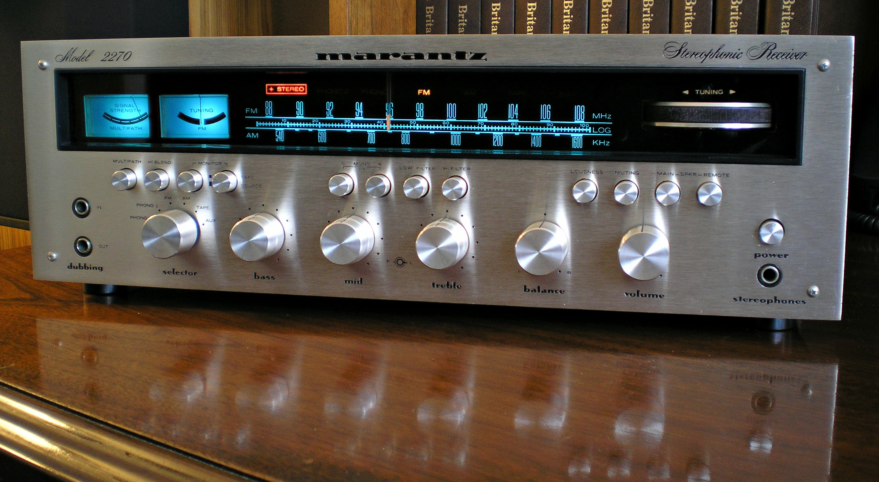 Yamaha Stereo Amplifiers Tuners Receivers