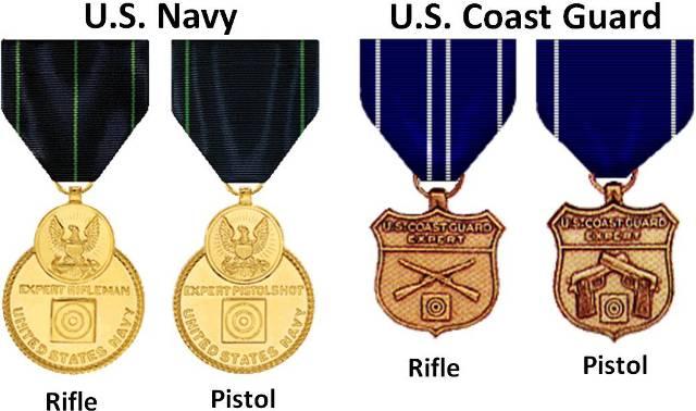 Marksmanship Medal - Wikipedia