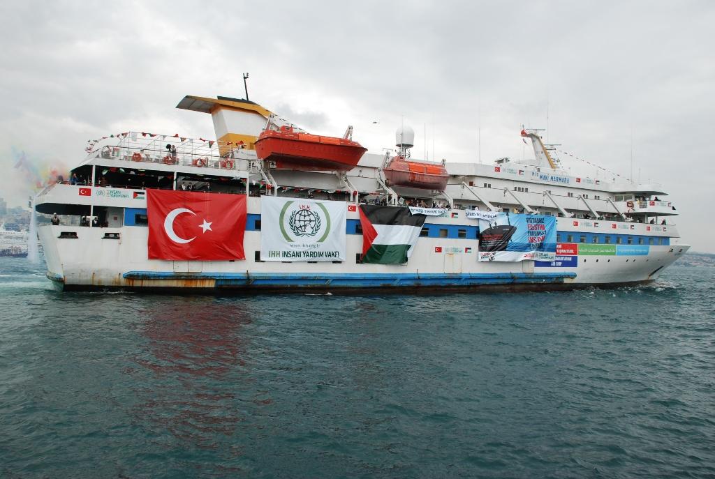 Gazze Filosu Gemileri