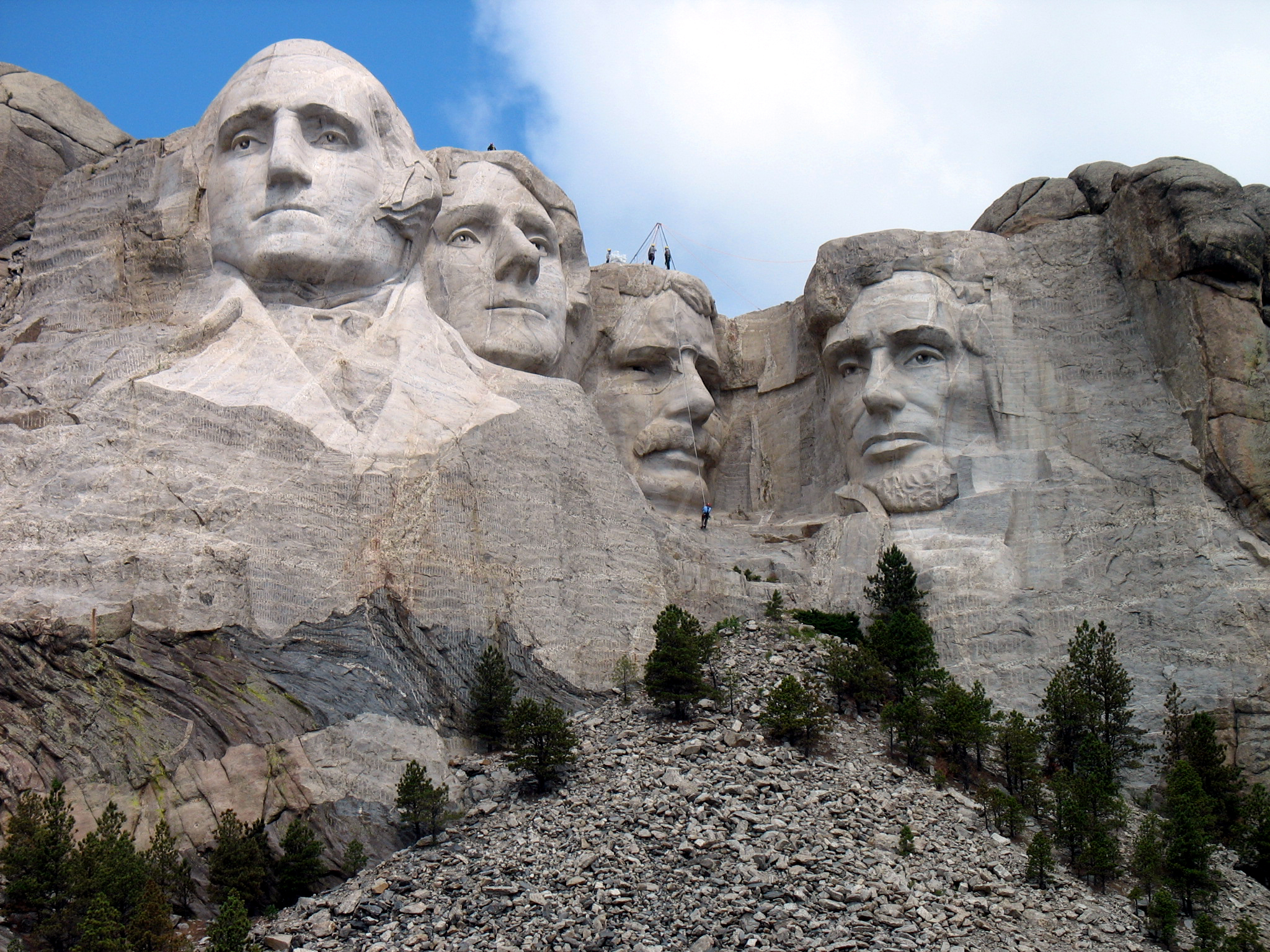 Is Mount Rushmore Dog Friendly