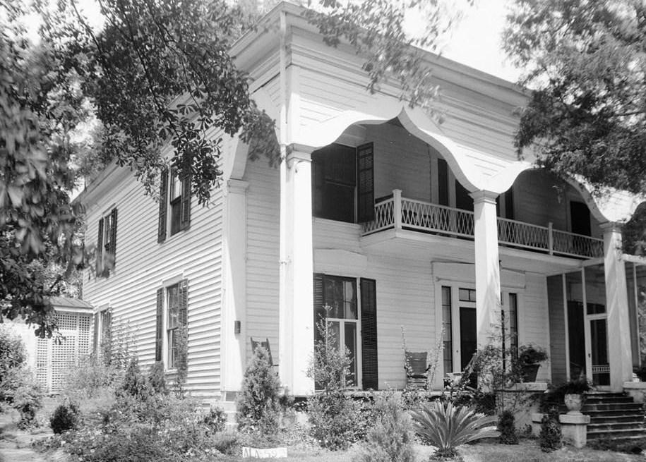 File:Mrs. Hugh Foster House, 201 Kennon Street, Union Springsbullock county
