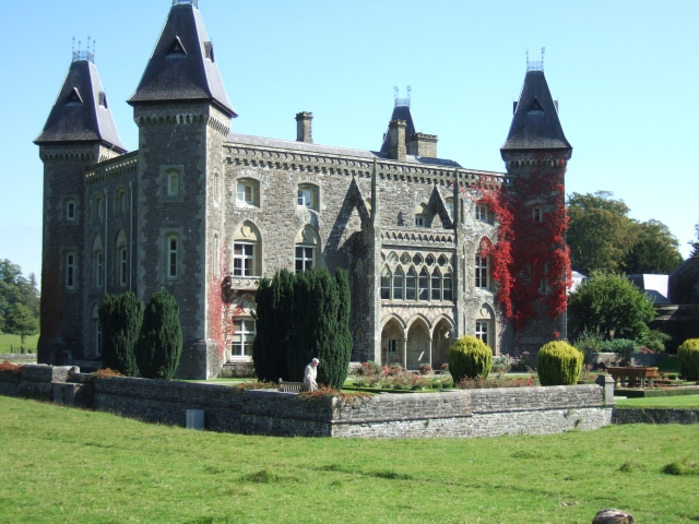 Newton House in Dinefwr Park - geograph.org.uk - 1537792
