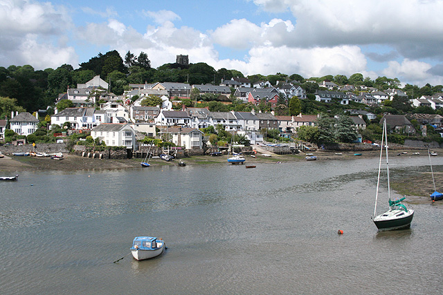 Newton and Noss, Newton Ferrers - geograph.org.uk - 833624