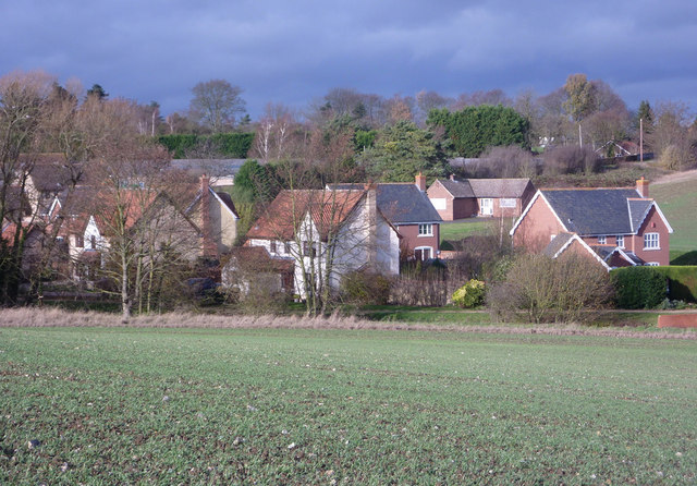 File:North-east corner of Lavenham - geograph.org.uk - 1598381.jpg