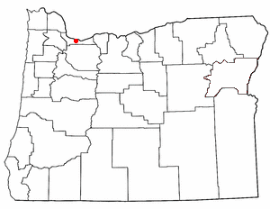 Loko di Fairview, Oregon