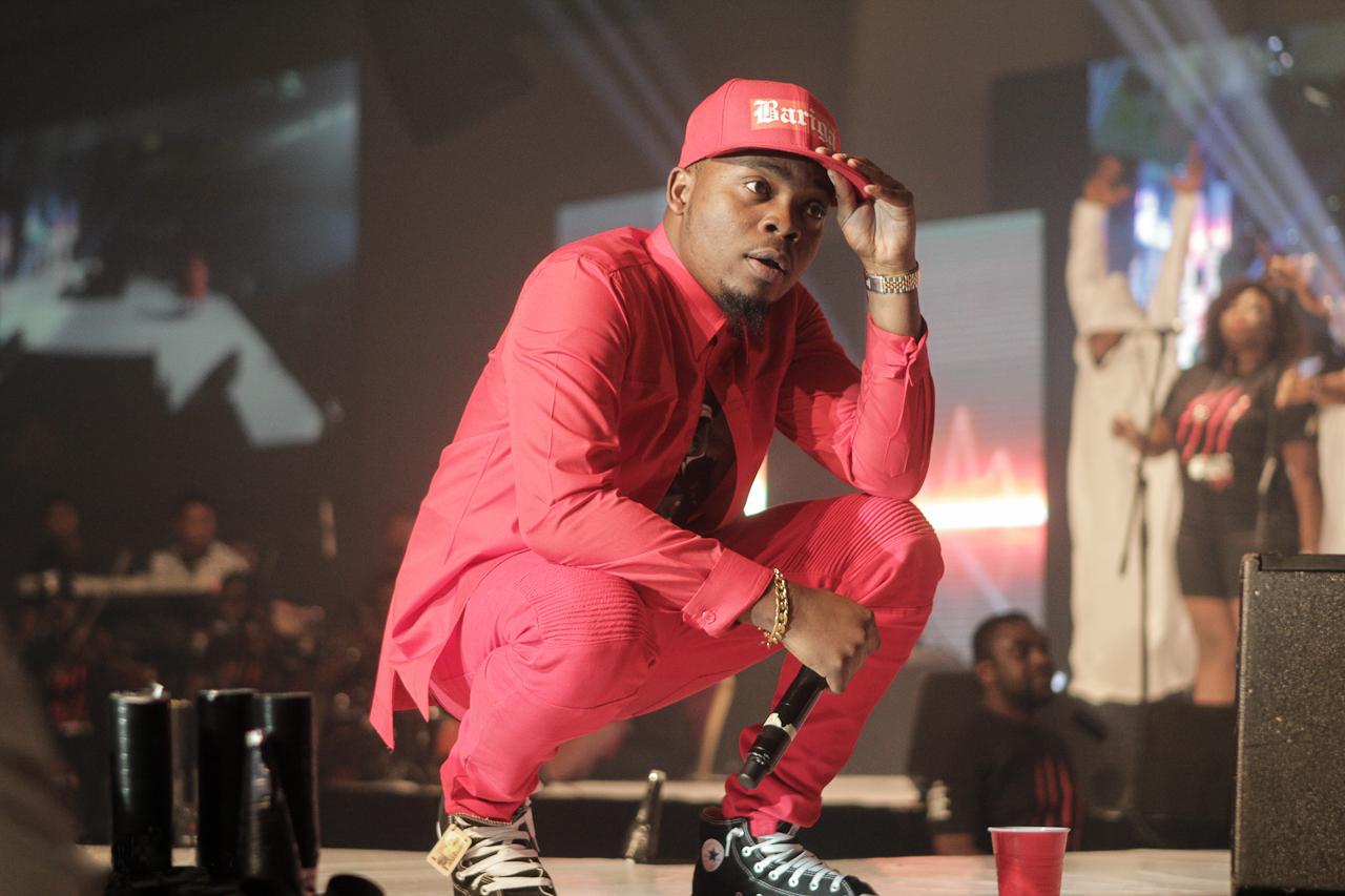 Olamide rapper Image