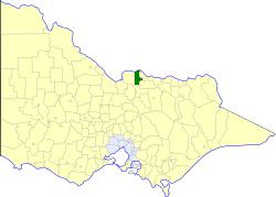 Shire of Numurkah Local government area in Victoria, Australia