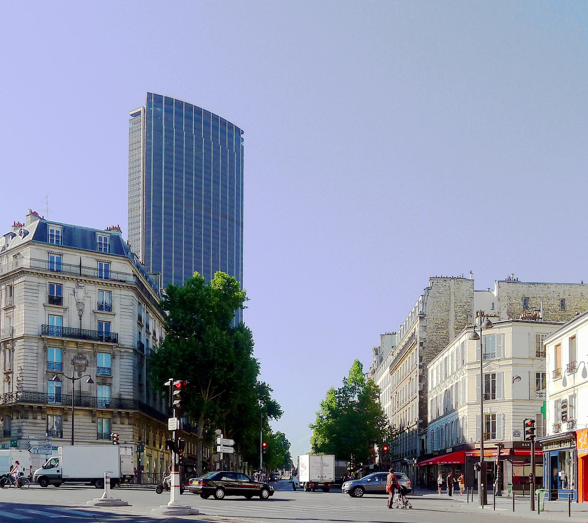 File p1110973 paris xv avenue du maine rwk jpg wikimedia for Garage avenue du maine
