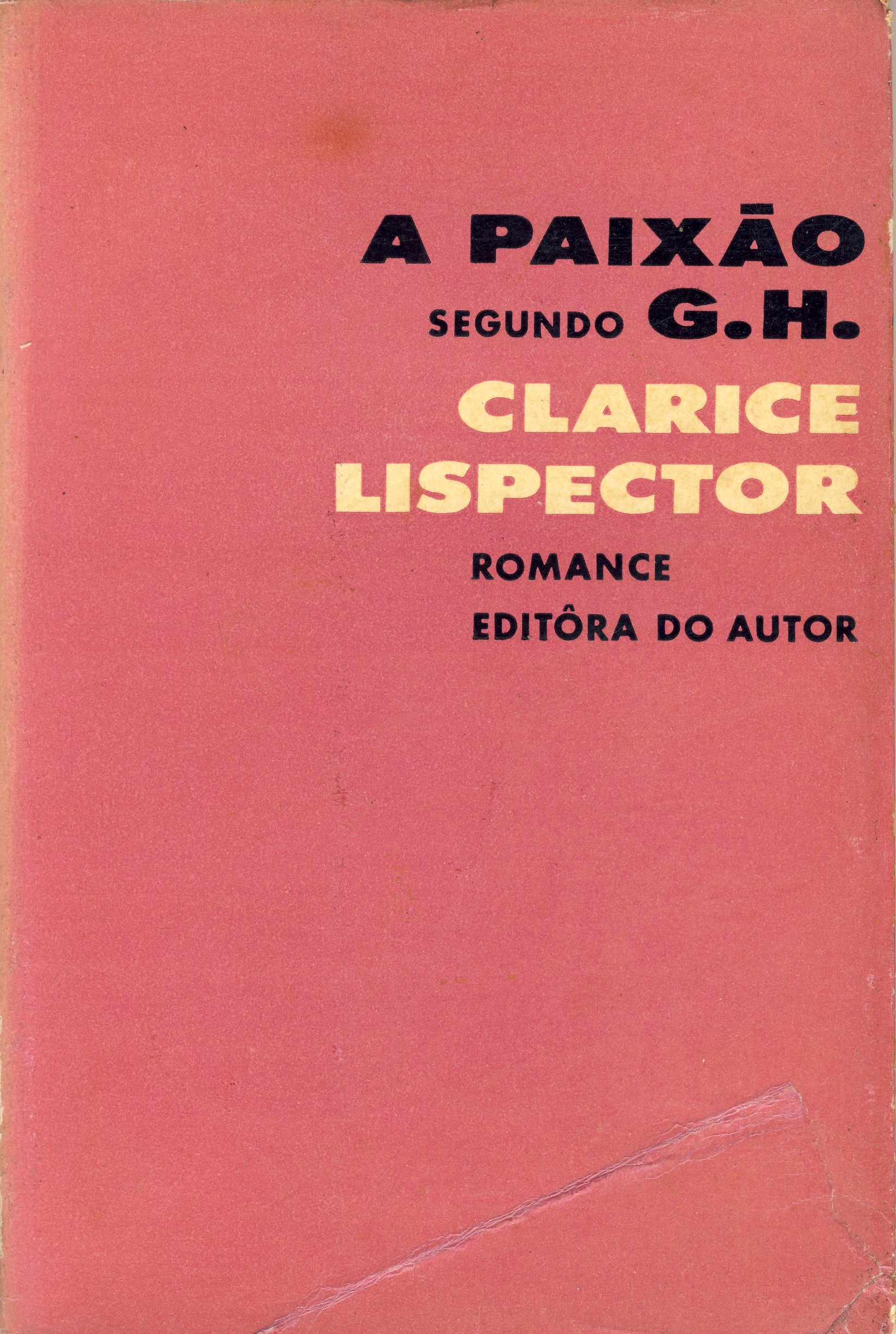 Clarice Lispector Pdf