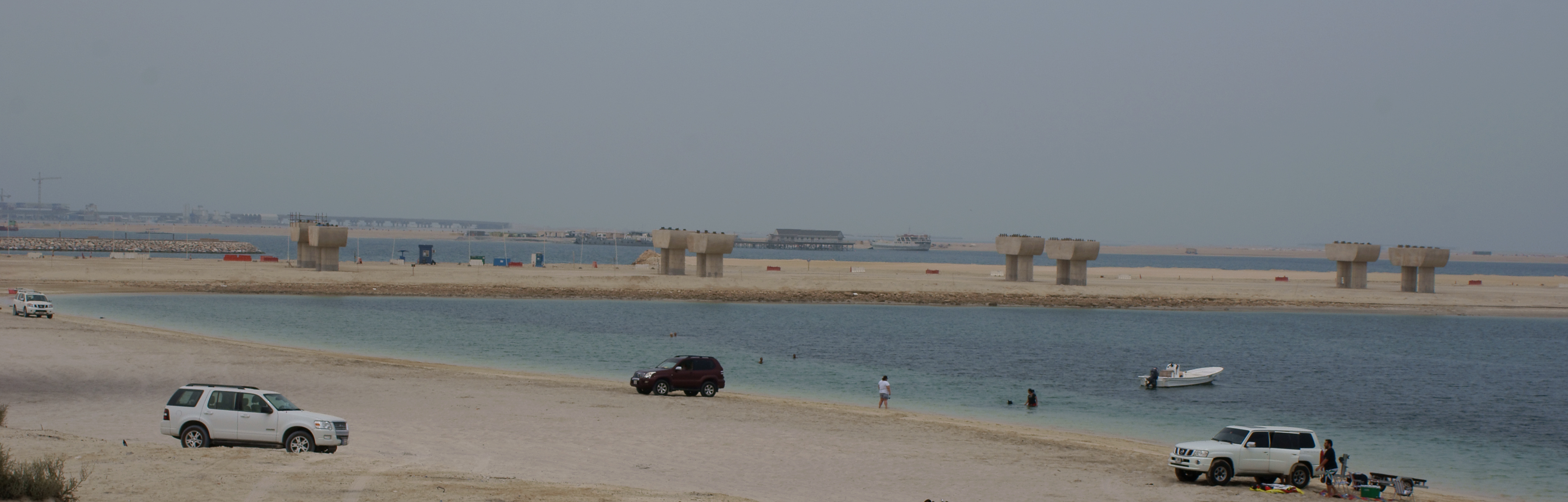 Jebel Ali Beach Dog Friendly