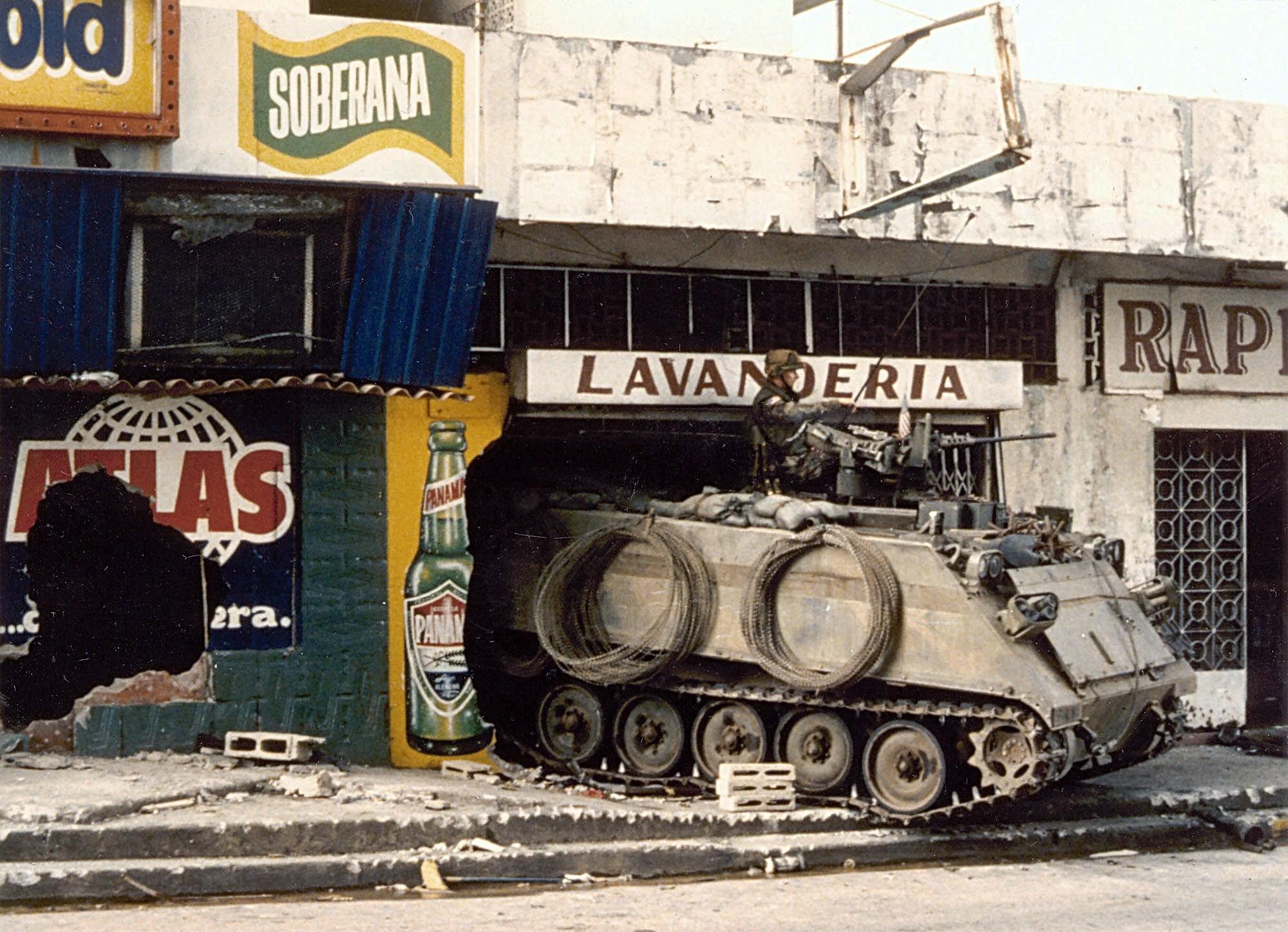 United States invasion of Panama