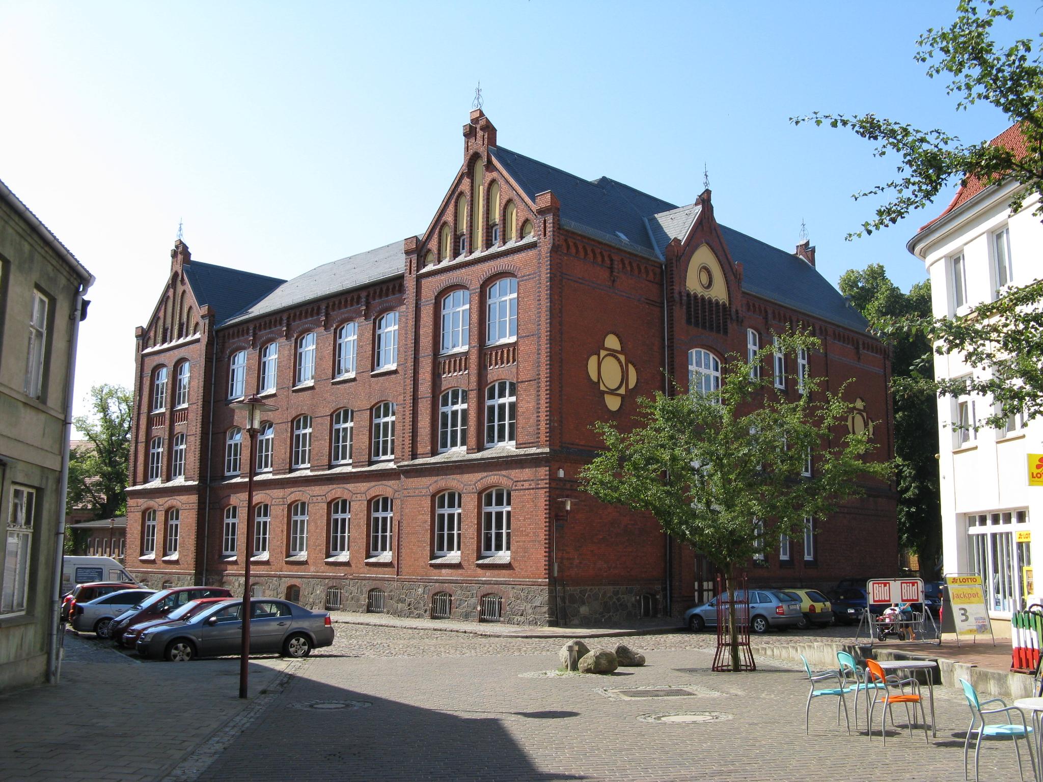Fritz Reuter Schule Parchim