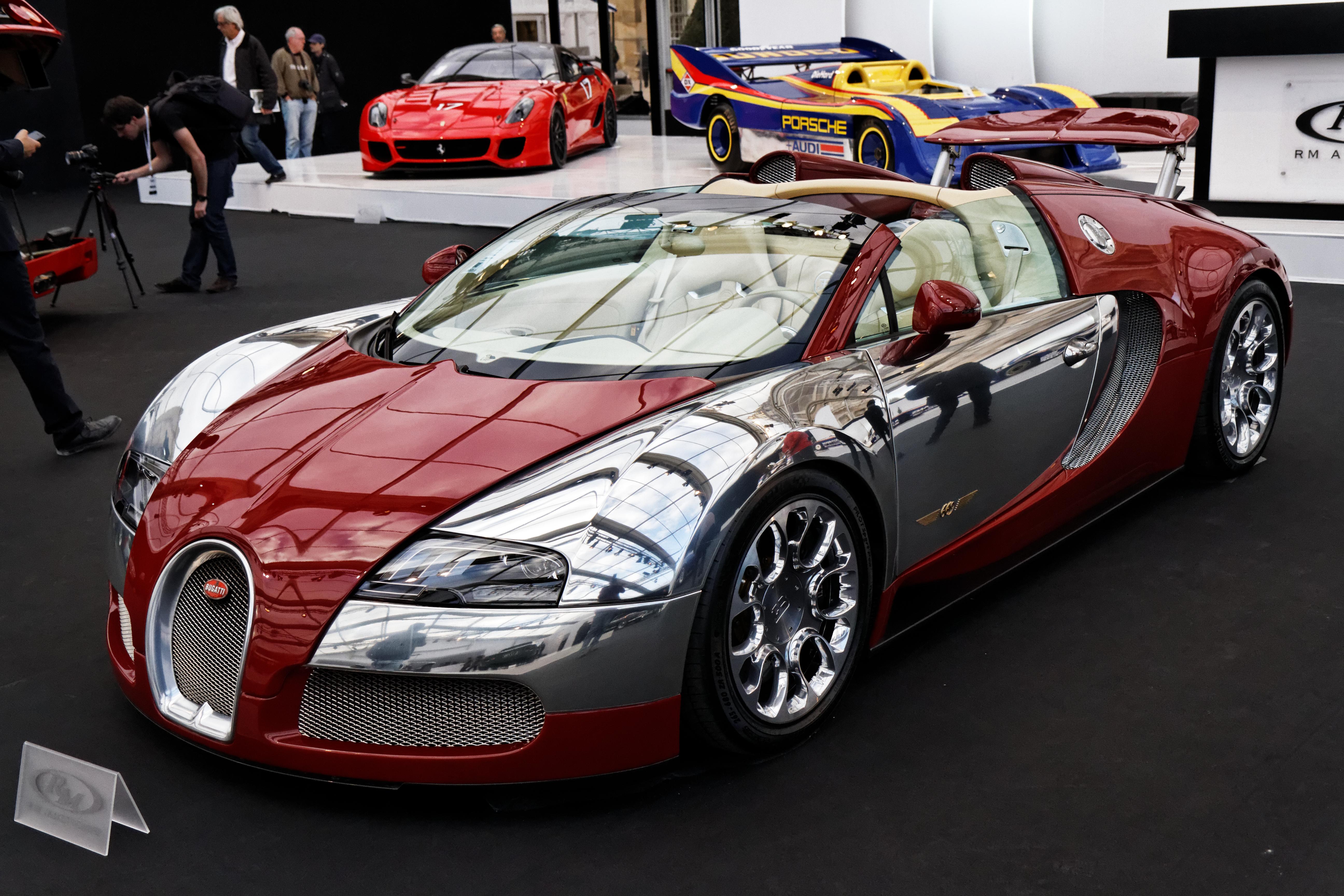 File:Paris - RM Auctions - 5 février 2014 - Bugatti Veyron 16.4 ...