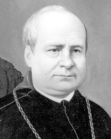 Peter Paul Lefevere Coadjutor Bishop of Detroit