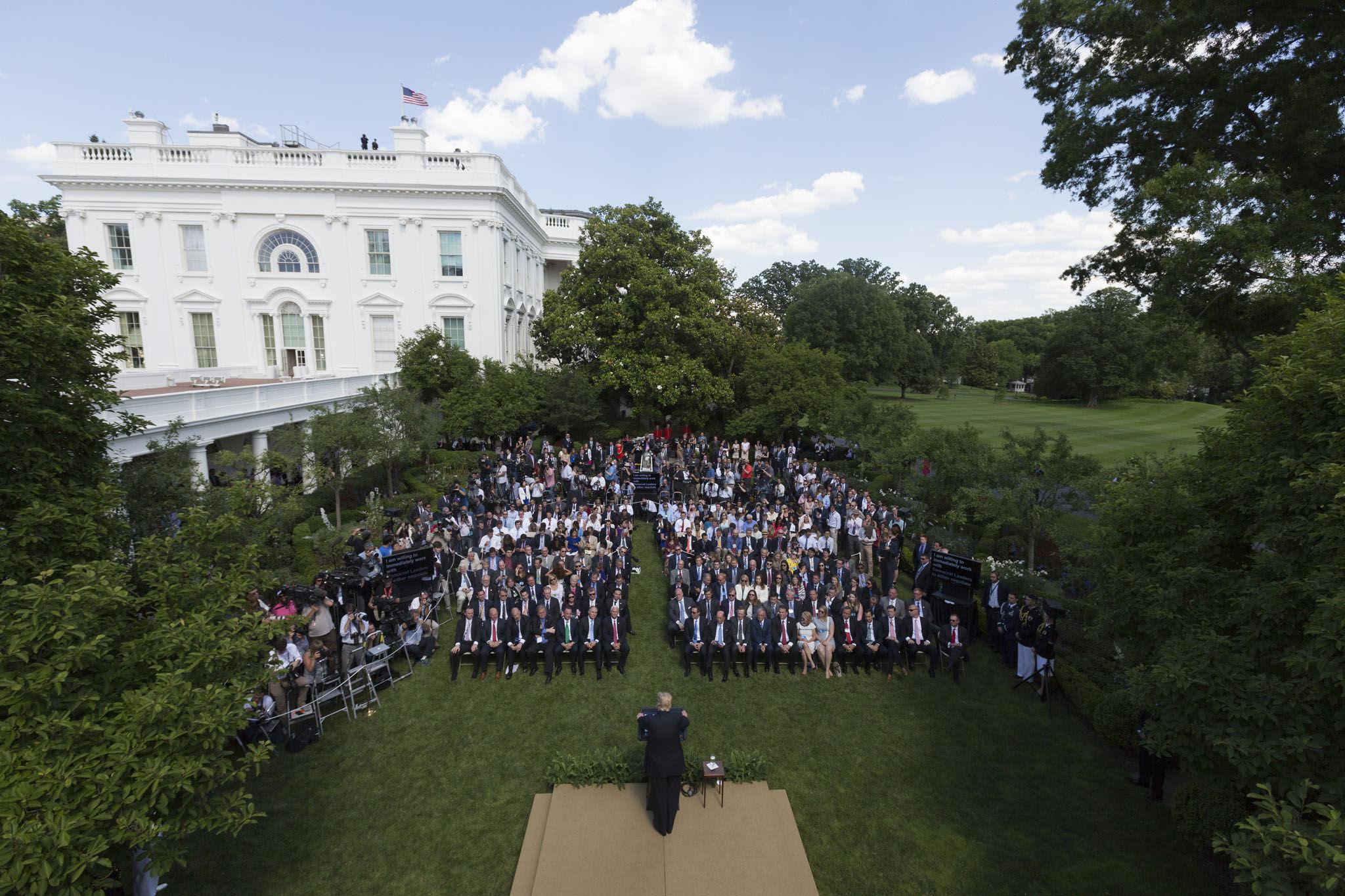 White House Rose Garden Wikiwand