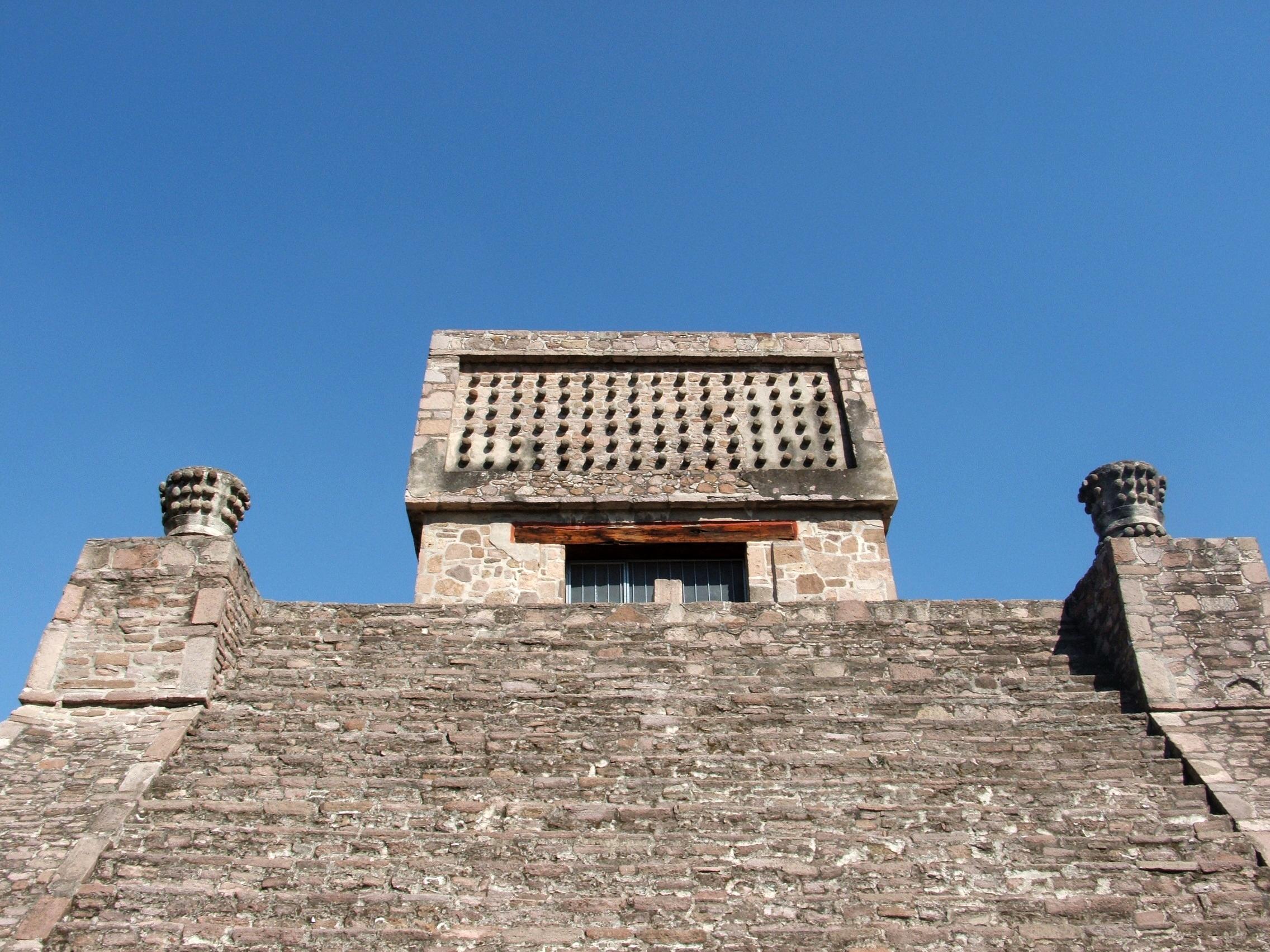 Resultado de imagen para piramide de tenayuca