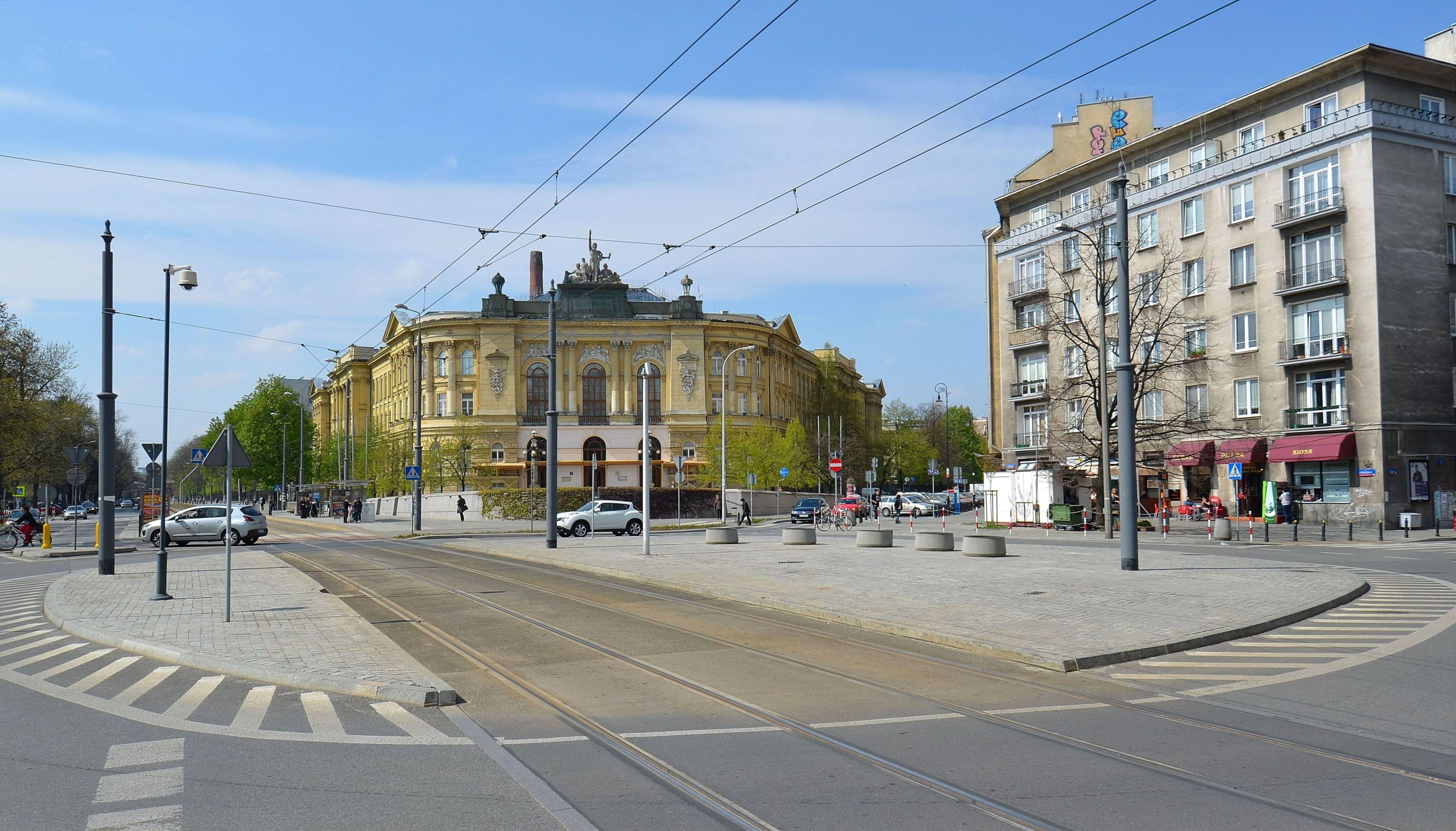 Plac Politechniki w Warszawie 01.JPG