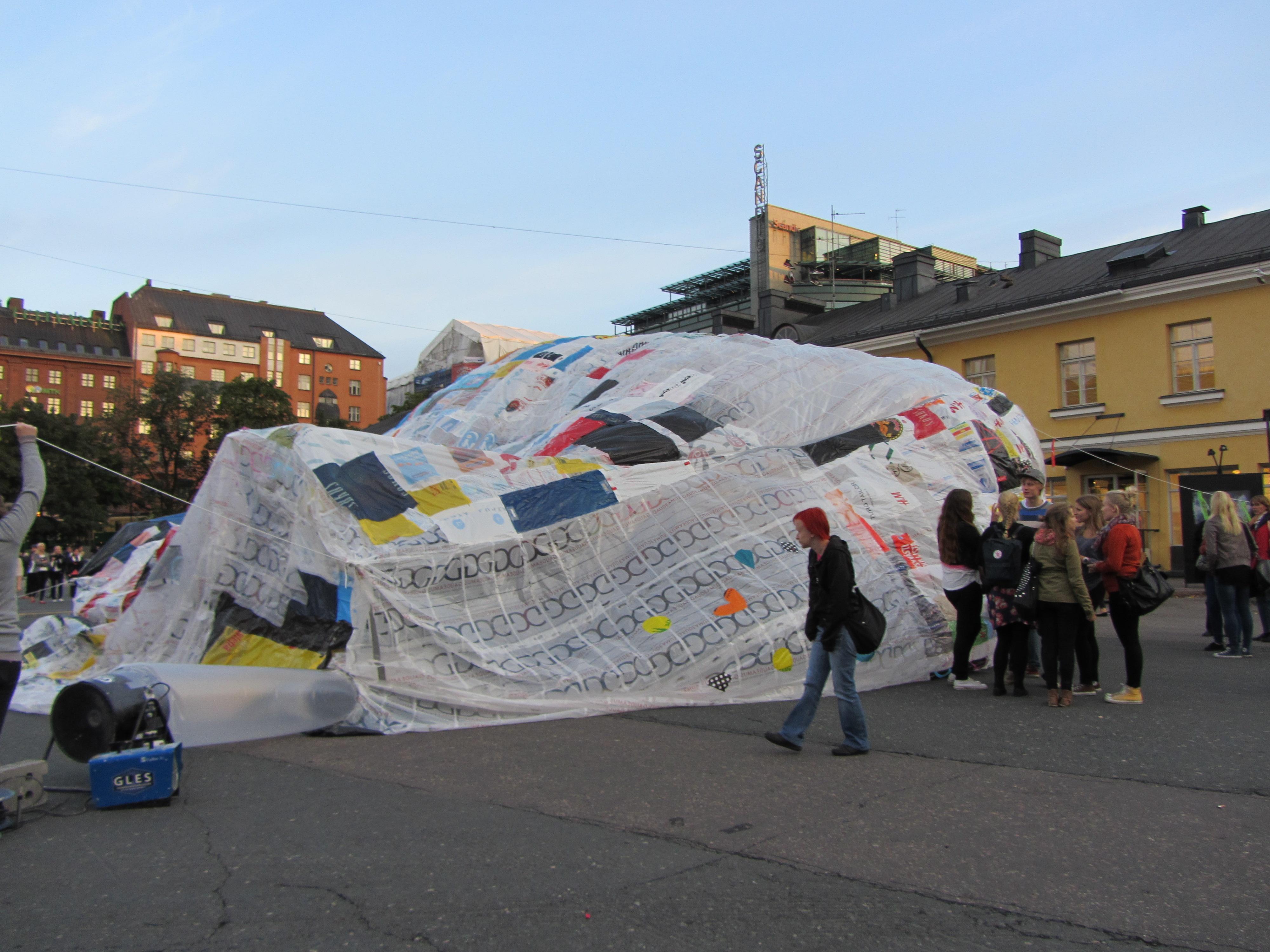 Plastic bag history - File Plastic Bag Balloon J Tti Ilmapallo Img 2672 C Jpg