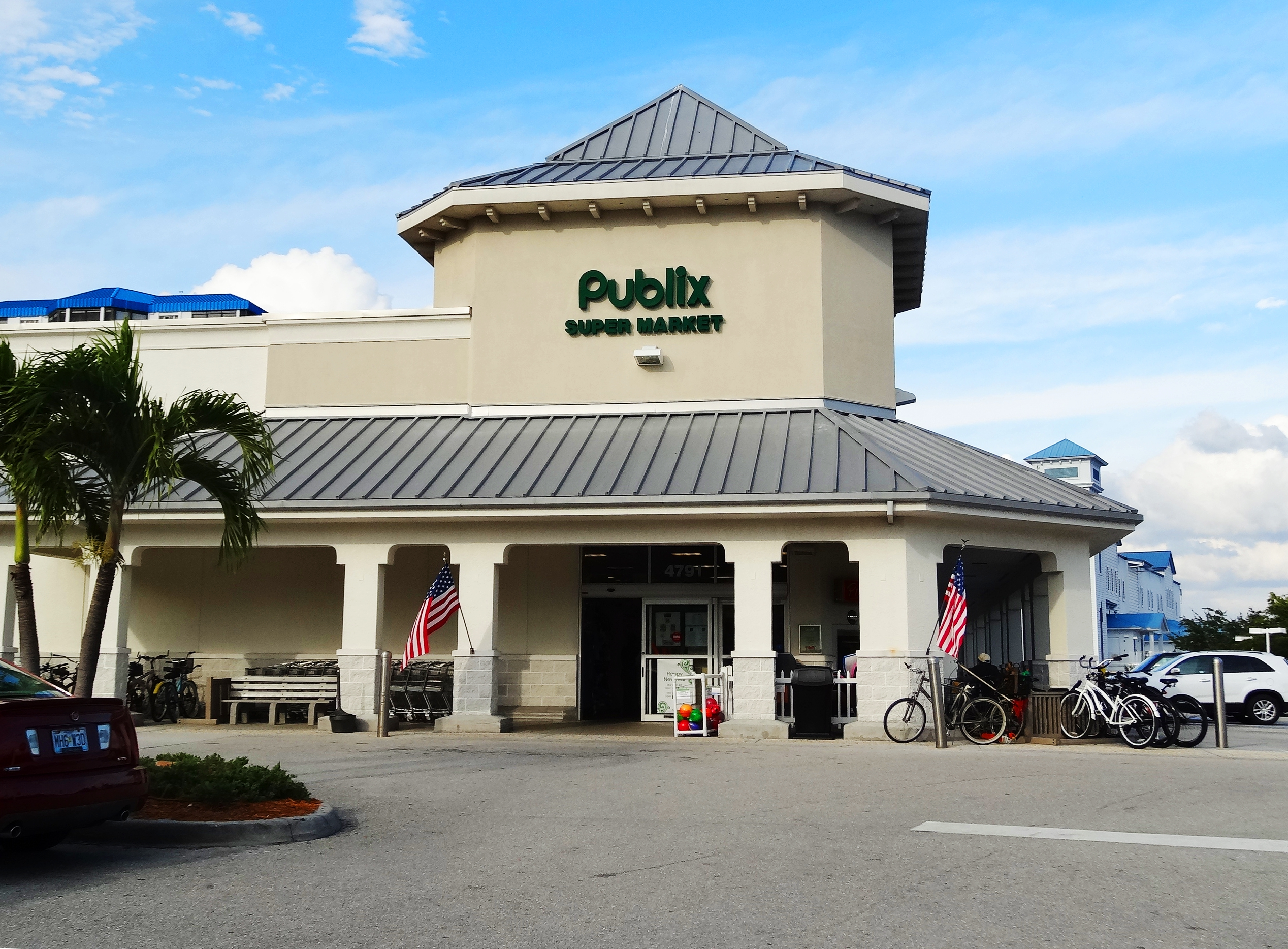 Publix Supermarket Fort Myers Beach