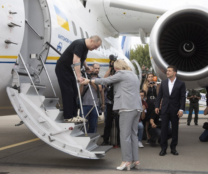 Returning of 35 detained Ukrainians 45.jpg
