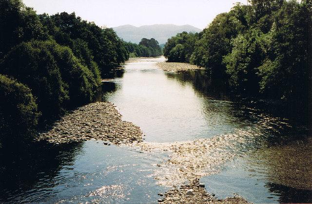 River Garry - geograph.org.uk - 108148