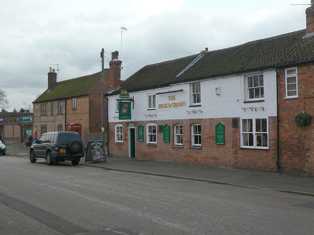 Rose and Crown, Farndon - geograph.org.uk - 1599780