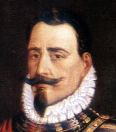 Rostro Pedro de Valdivia