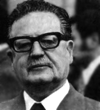SALVADOR ALLENDE, Taken from Wikipedia