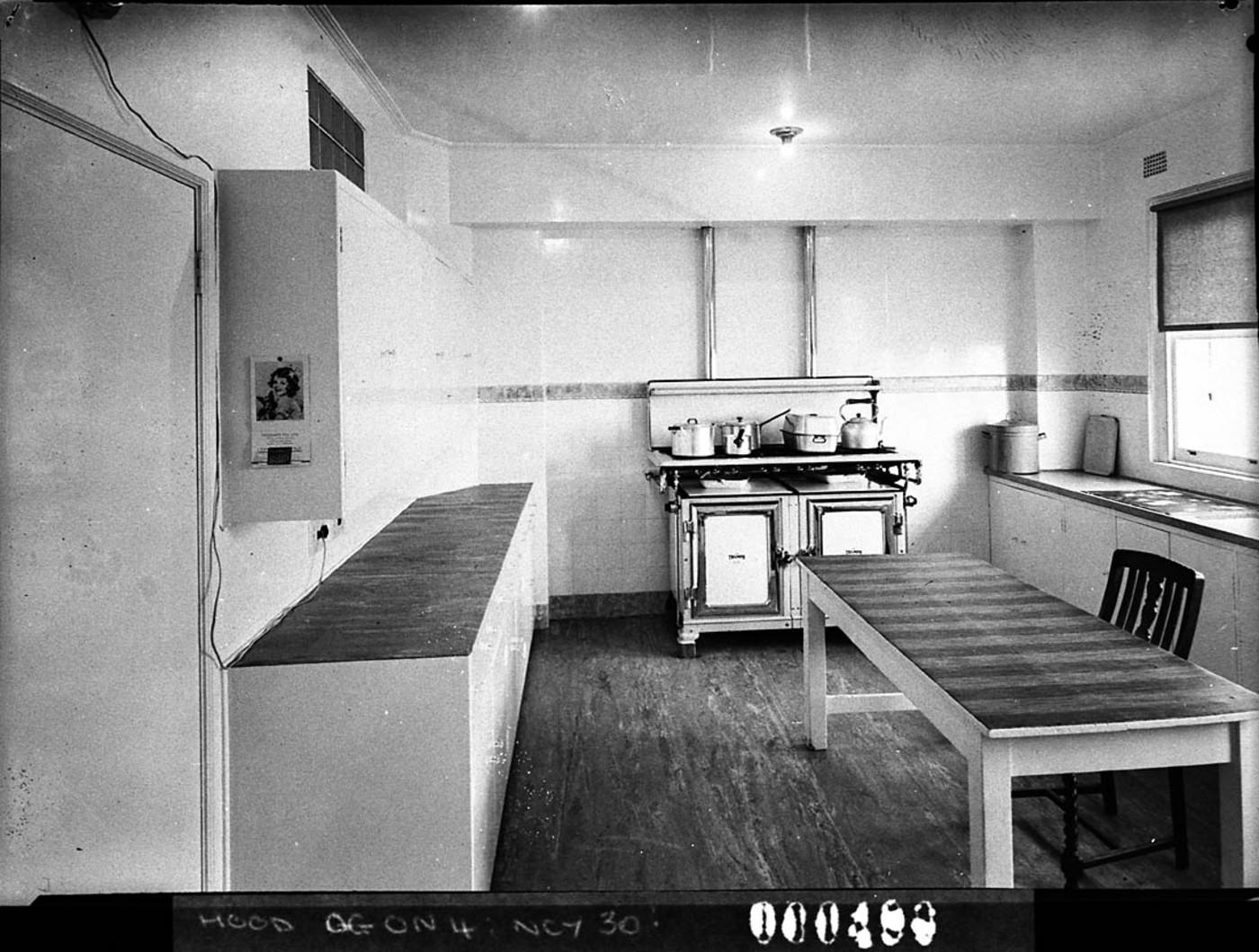 File:SLNSW 12234 Typical kitchen Macleay Regis flats taken for Mr ...