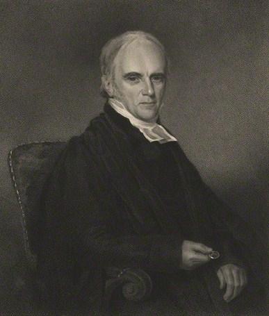 Samuel Seyer, 1824 engraving