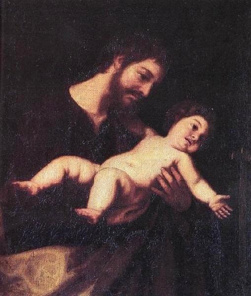 San José y el Niño Jesús (Museo de Bellas Artes de Granada).jpg