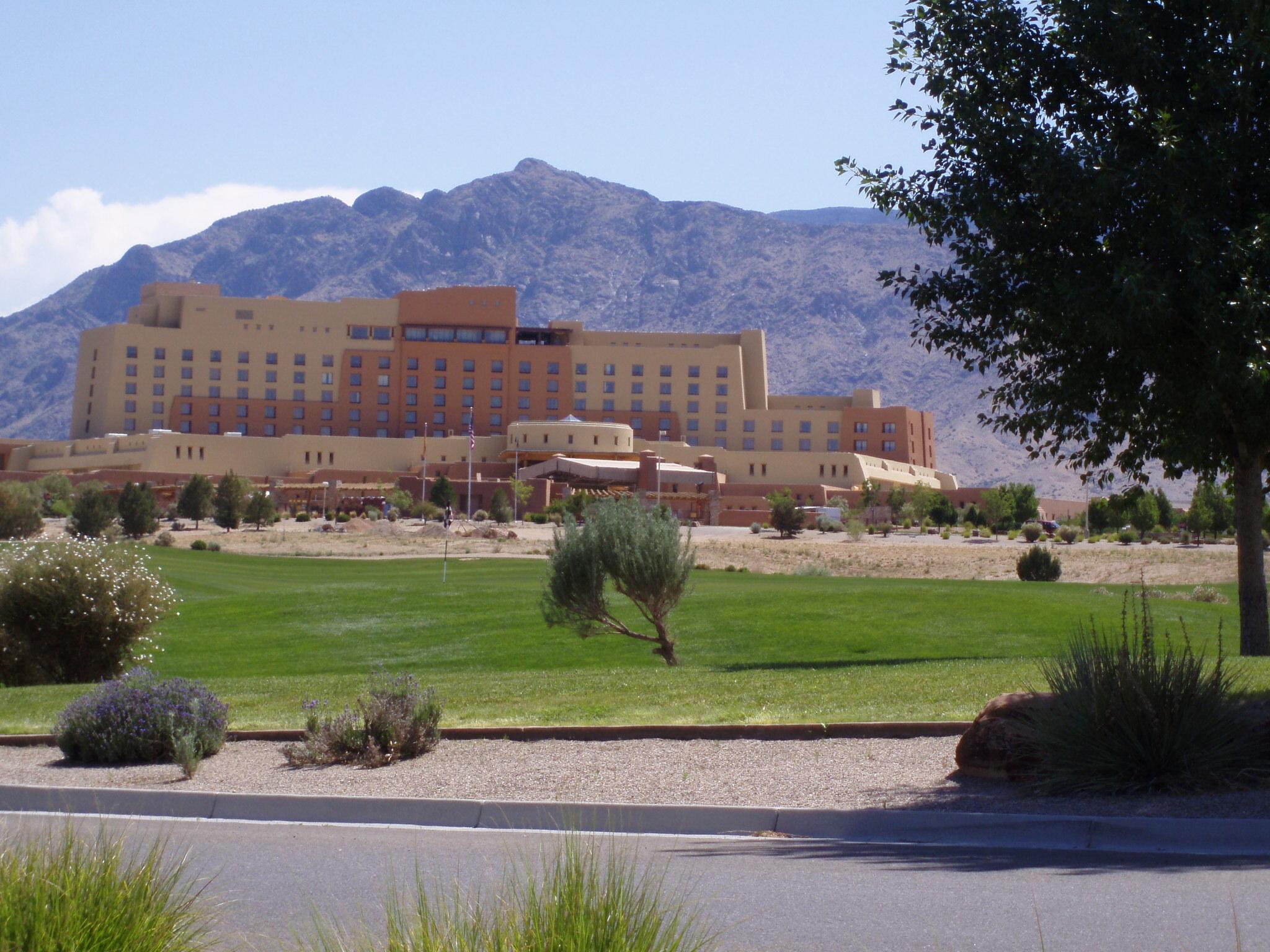 Sandia pueblo casino fantasy casino springs